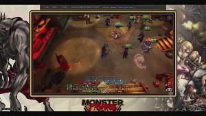 Wie Monster Madness zum Browserspiel wurde