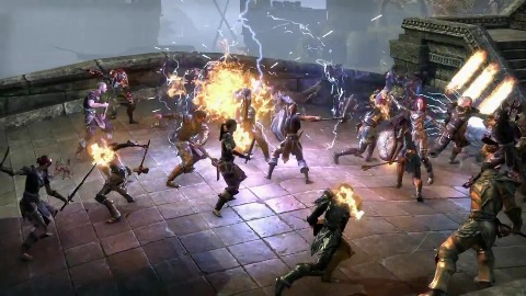The Elder Scrolls Online - Trailer (War in Cyrodiil)