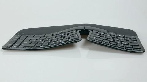 Ergonomische tastatur und maus  Sculpt Ergonomic Desktop im Praxistest: Mantarochen mit Makel ...