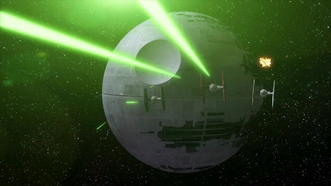 Star Wars Attack Squadrons - Trailer (Cinematic)