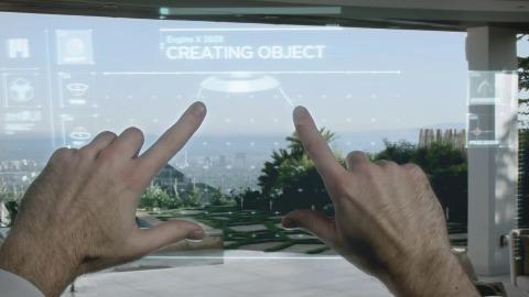 Datenbrille Meta Pro