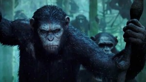Dawn of the Planet of the Apes - Teaser (Kinofilm)