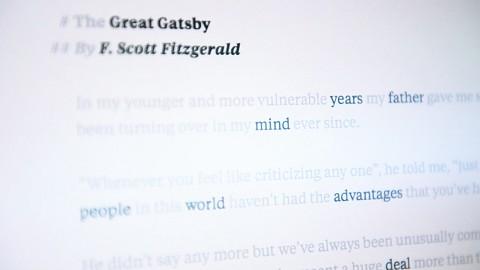 Writer Pro - Making-of