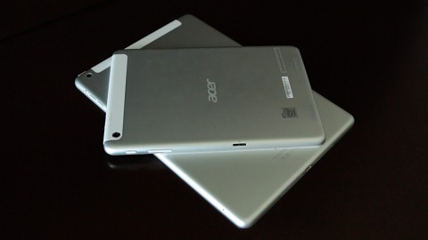 Acer Iconia A1-830 - Hands on (CES 2014)