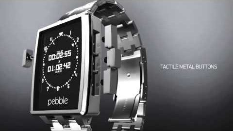 Pebble Steel - Trailer (CES 2014)