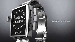 Pebble Steel - Trailer (CES 2014)