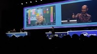 Gaming mit Intels 3D-Kamera Real Sense (CES 2014)