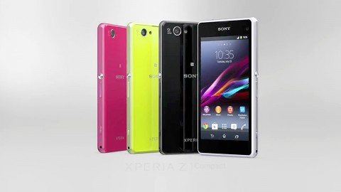 Sony Xperia Z1 Compact - Trailer