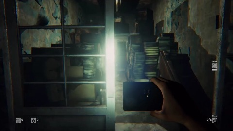 Daylight - Trailer (Don't look back)