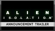 Alien Isolation von Creative Assembly - Trailer