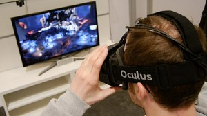 Oculus Rift Demo Crystal Cove ausprobiert (CES 2014)