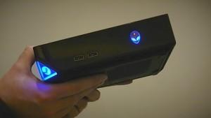 Alienware Steam Machine - Hands on (CES 2014)