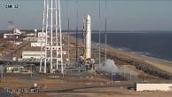 Start von Cygnus am 9. Januar 2014