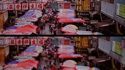 Snapdragon 802 skaliert 1080p auf 4K (CES 2014)
