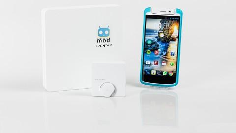 Oppo N1 Cyanogenmod - Test