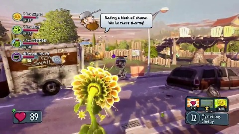 Plants vs. Zombies Garden Warfare - Gameplay von EA