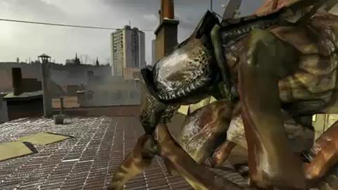 Half-Life 2 Source Engine Demo - Trailer (HDR)