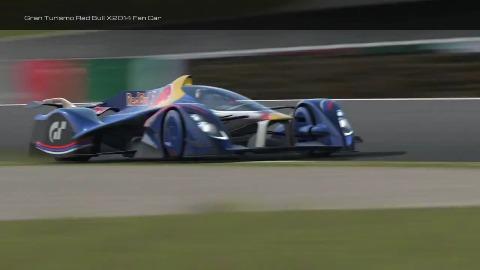 Gran Turismo 6 - Trailer (Red Bull X Challenge)