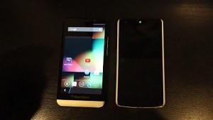 Android 4.2.2 auf dem Blackberry Z30