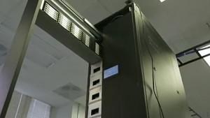 Cold-Storage-System mit Blu-rays von Facebook