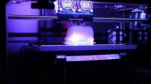 Konzeptautos aus dem 3D-Drucker - Honda
