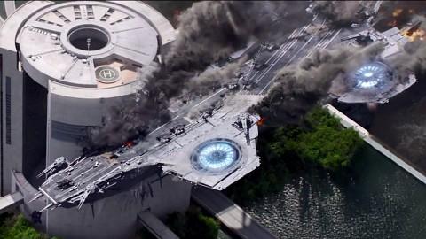 Captain America The Winter Soldier - Super Bowl 2014