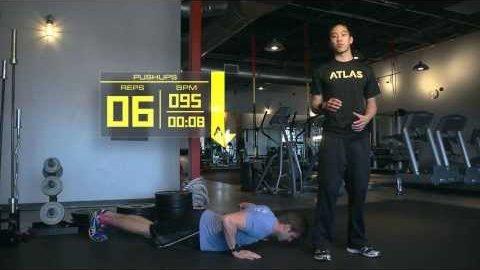 Fitnesstracker Atlas - Herstellervideo