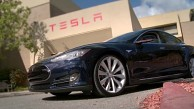 Tesla S - Touchscreenfunktionen