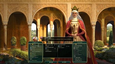 Civilization 5 - Trailer (New World Deluxe Scenario, DLC)