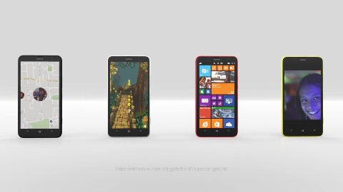Nokia Lumia 1320 - Trailer
