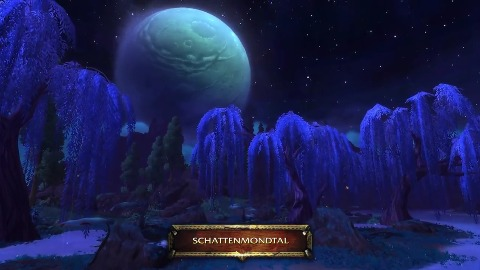 WoW Warlords of Draenor - Zonen der Fraktionen