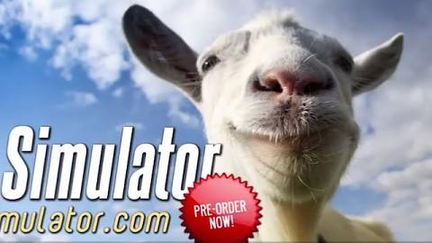 Goat Simulator - Trailer (Steam, Pre-Order)