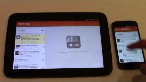 Ubuntu SDK App - Trailer
