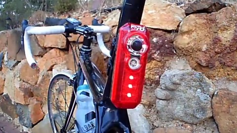 Fly6 - die Unfallkamera fürs Fahrrad (Kickstarter)