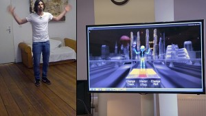 Besuch bei Nagual Sounds - Traumtanz mit Kinect