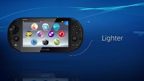 Playstation Vita Slim - Trailer