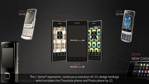 LG L Series III L40, L70, L90 - Interview (Design)