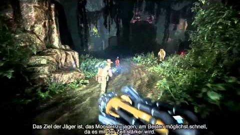 Evolve - Gameplay-Trailer