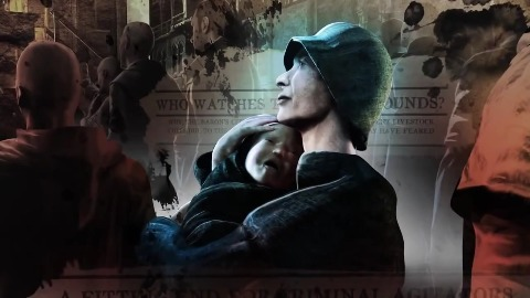Thief - Trailer (Gesichter der Stadt - Diebesfänger General)
