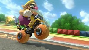 Mario Kart 8 - Trailer (Strecken und Charaktere)