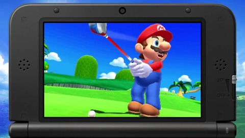 Mario Golf World Tour - Trailer (Nintendo Direct)