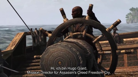 Assassin's Creed Schrei nach Freiheit - Trailer (Gameplay)