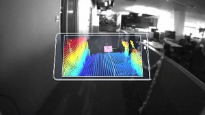 Project Tango - Googles Mapping-Telefon