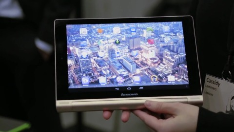 Yoga Tablet 10 HD vorgestellt