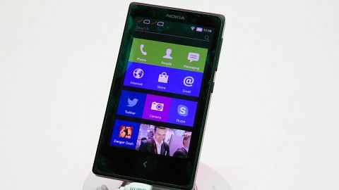 Nokia X Plus ausprobiert