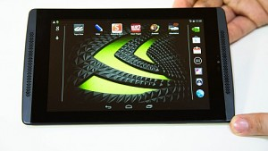 Nvidia Tegra Note - Hands on