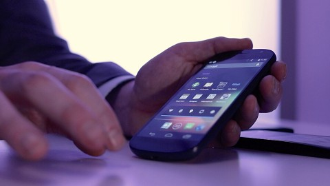 Yotaphone 2 - Hands on