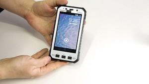 Panasonic 5-Zoll-Toughpad - Hands on