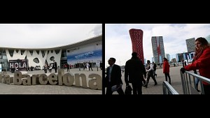 Eindrücke vom Mobile World Congress 2014