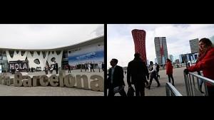 Eindrücke vom Mobile World Congress 2014